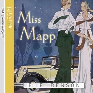 Miss Mapp | Livre audio