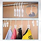BAKVOS Clothes Pins Clothes Hangers Clothes Pegs