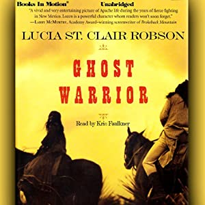 Ghost Warrior Audiobook