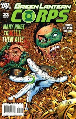 """Download Green Lantern Corps #23 """"Ring Quest Pt. 2"""" PDF"""