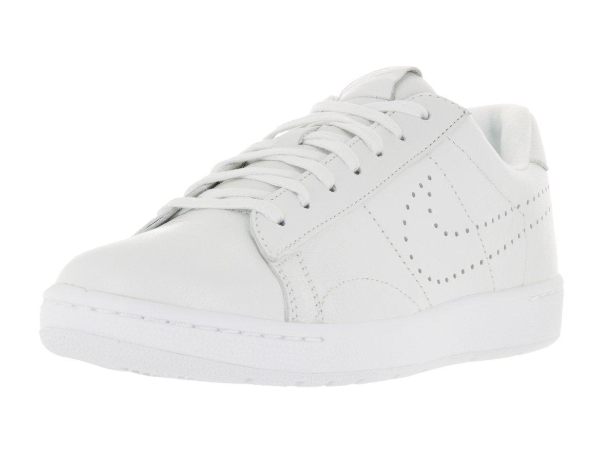 NIKE Men's Tennis Classic Ultra Lthr Casual Shoe B01HP22PO4 10.5 D(M) US|White / White-black