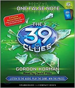 The 39 Clues Book Two One False Note