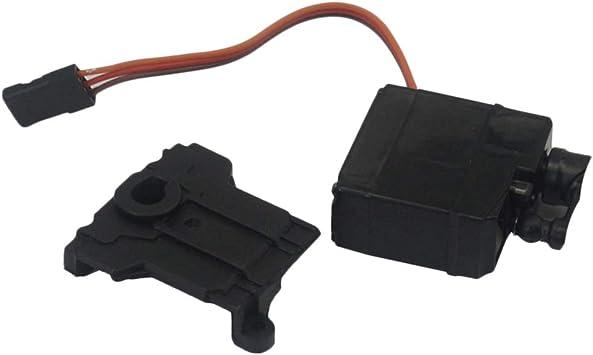 3 Wire Servo Remote Control Car Upgrade Parts for Xinlehong Q901 Q902 Q903