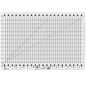 Amazon.com: Creative Grids Stripology Slotted Quilting Ruler ... : creative grid rulers for quilting - Adamdwight.com