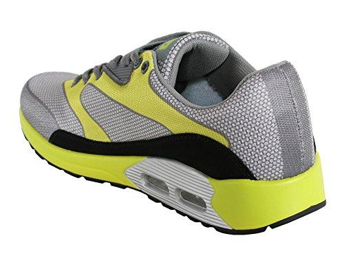 Chaussures de sport pour Homme et Femme JOHN SMITH RESO M 15V GRIS OSCURO
