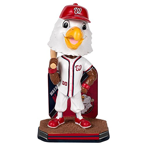 MLB Washington Nationals Name-Bobblehead, 8'' by Forever Collectibles