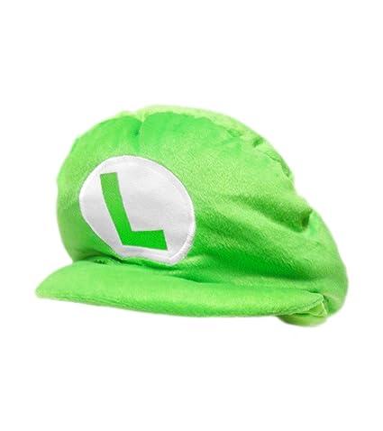 7411de811898f Amazon.com  Mario and Luigi Hats Costume Accessory  Toys   Games