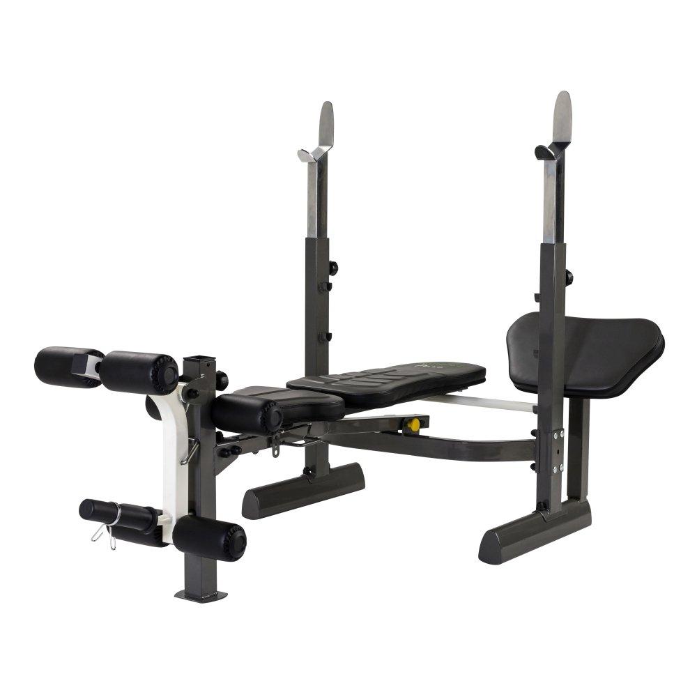 Ausdauertraining Crosstrainer Tunturi Pure Kraft Weight Bench