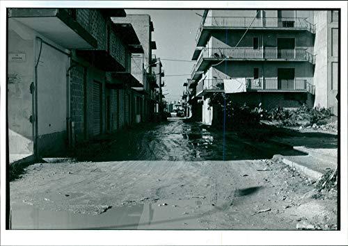- Vintage photo of View of Gela, Sicily