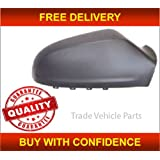 Trade Vehicle Parts OP4001 Door Wing Mirror Cover Primed Driver Side