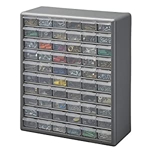 Amazon Com Stack On Ds 60 60 Drawer Storage Cabinet Home
