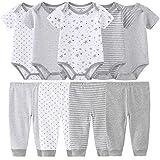 Unisex Baby Layette Essentials Giftset Clothing Set
