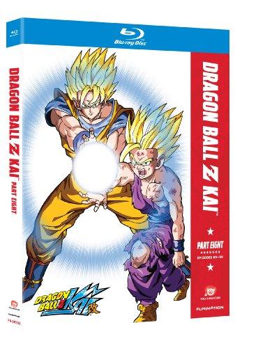 Dragon Ball Z Kai: Part Eight [Blu-ray]