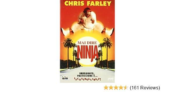 Amazon.com: Mai Dire Ninja: chris farley, robert shou ...