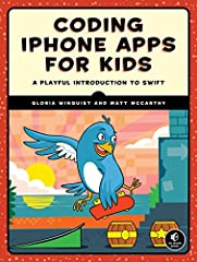 Apple's Swift is a powerful, beginner-friendly programming language that anyone can use to make cool apps for the iPhone or iPad. In Coding iPhone Apps for Kids, you'll learn how to use Swift to write programs, even if you've never programmed...