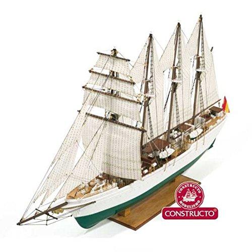 Constructo - 80568 - Construction et Maquette - Bateau - J. S. Elcano - 1:205