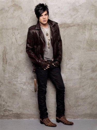 - Adam Lambert 8X10 Photo - RARE! #14