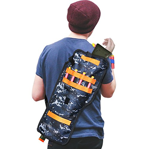 Tacobear Elite Blaster Sleeve Set Adjustable Elite Tactical Blaster Sleeve for Nerf N-strike Elite Series