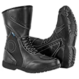 Firstgear Men's Kili Hi Waterproof Black Boots, 13