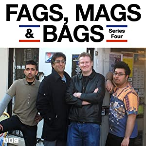 Fags, Mags & Bags: Complete Series 4 Radio/TV Program