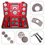 Sotech - Caja con herramientas para reponer pinzas de freno (22 herramientas)
