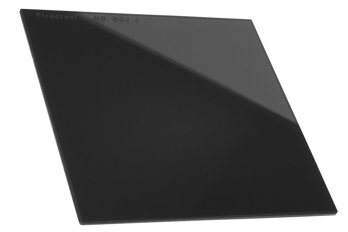 Firecrest ND 100x100mm (4''x4'') Neutral Density 2.1 (7 Stops) filter for Firecrest 100mm holder, Formatt Hitech 100mm Modular Holder, Lee 100mm System, Nisi 100mm System by Formatt Hitech Limited
