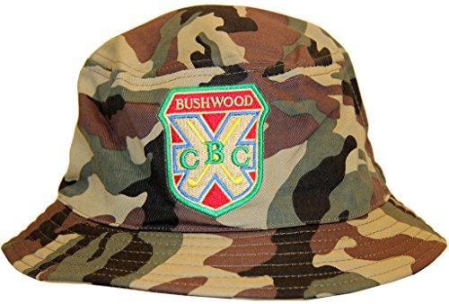Caddyshack Carl Spackler Camo Bucket Hat - Caddyshack Hat