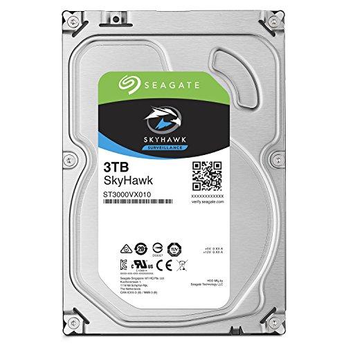 Seagate SkyHawk 3TB Surveillance Hard Drive - SATA 6Gb/s