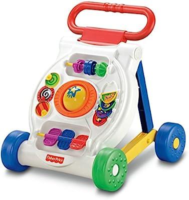 Fisher-Price - Trotter Actividad (Mattel): Amazon.es: Juguetes y ...