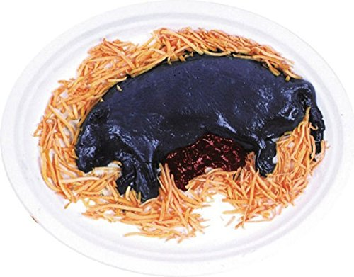 Creepy Gross Halloween Rat Gory Gelatin Dessert Mold -Made in the USA! -