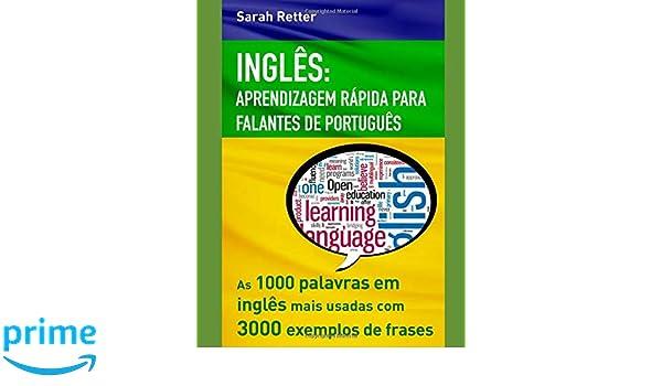 Inglês Aprendizagem Rápida Para Falantes De Português As