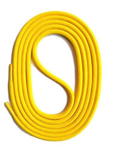Per Rotondi Mm Colorati 2 3 Giallo Colorate Scarpe Stringhe Snors Lacci gwRx8qU4U
