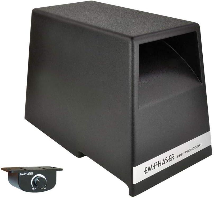 EM Phaser EBP1000A - Caja activa con subwoofer (7 x 10 pulgadas): Amazon.es: Electrónica