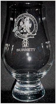 CLAN BURNETT GLENCAIRN SINGLE MALT SCOTCH WHISKY TASTING GLASS