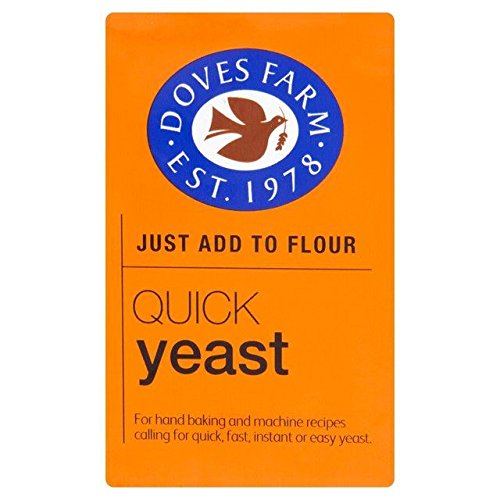 Doves Farm Quick Yeast - 125g (0.28lbs)