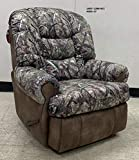 Best Big Man Recliners - 1407-96-87 Lane Stallion Big Man Comfort King Wallsaver Review
