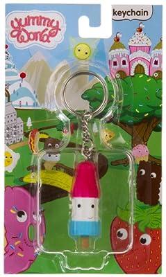 "Firecracker Pop ~1.8"" Mini-Figure Keychain: Yummy World Keychain Series"