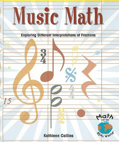Math Music - Music Math: Exploring Different Interpretations of Fractions (Powermath)