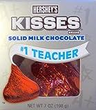 Giant #1 Teacher Hershey's Kiss Milk Chocolate