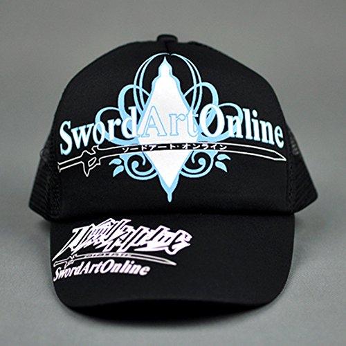 Onecos Sword Art Online Logo Cap Sun Hat Cosplay