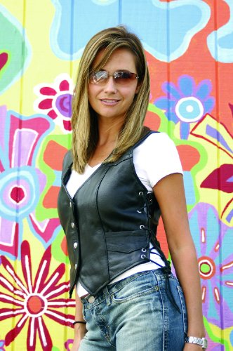Ladies Leather Bike Jacket - 2