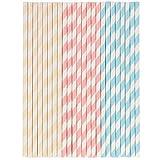 Tala Pastel Paper Straws