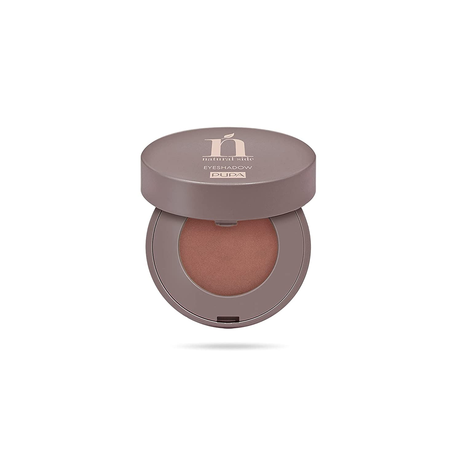 Natural Side Compact Eyeshadow – 007 Copper Fever by Pupa Milano for Women – 0.07 oz Eye Shadow