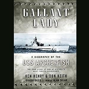 Gallant Lady Audiobook