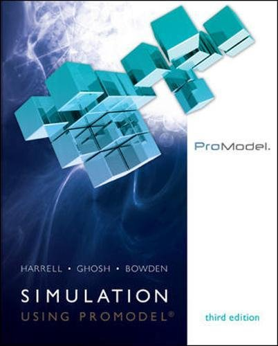 Simulation Using ProModel
