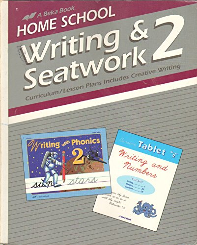 A Beka Abeka Writing & Seatwork 2 Curriculum & lesson for sale  Delivered anywhere in USA