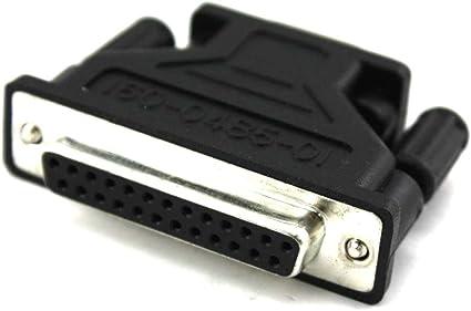 EACH NNB Genuine DB9 Male to DB25 Female Serial Adapter 160-0485-01 ..