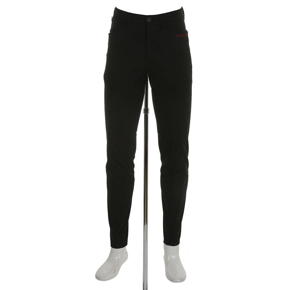 ライルアンドスコット(ライルアンドスコット) ゴルフウェア メンズ パンツ LG-18S-T03-BLACK   B07T9FG4F8