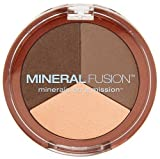 Mineral Fusion Natural Brands Eye Shadow Trio, Fragile, 0.10 Ounce