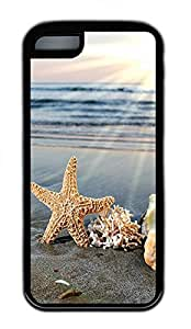 Starfish On The Beach In The Sun Cases For iPhone 5C - Summer Unique Wholesale 5c Cases